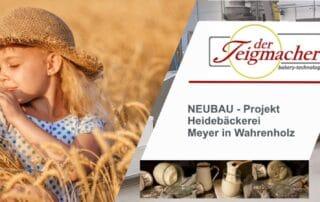 Heidebäckerei Meyer costruisce una nuova sede